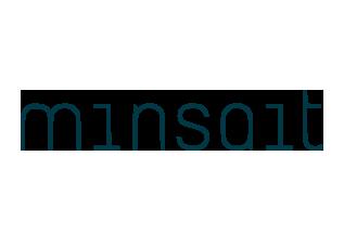 Logo Minsait - Indra Sistemas S.A. Company